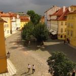 Prag vor dem Sturm