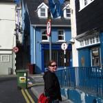 Tourist! In Kinsale.